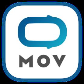 次世代タクシー配車アプリ《MOV》 アプリ アイコン