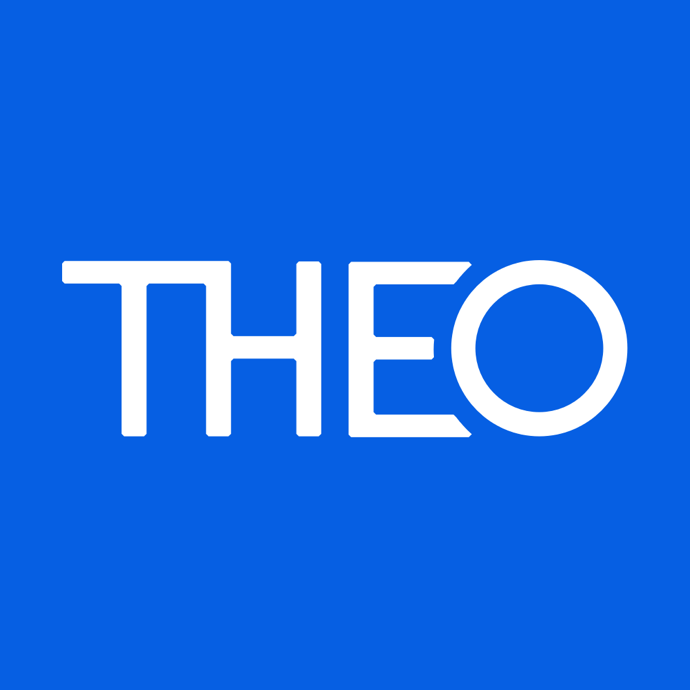 THEO ロゴ