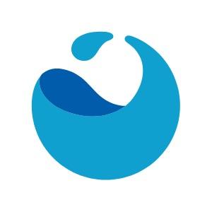 自然電力 ロゴ
